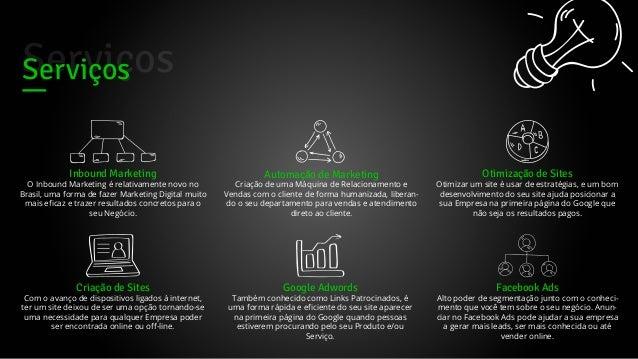 Apresentação Agência R3|Fiude Marketing Digital Slide 3