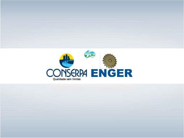 PORTFOLIO www.grupoconserpaenger.com.br