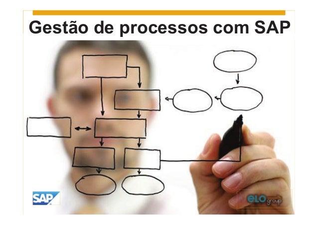 Gestão de processos com SAP