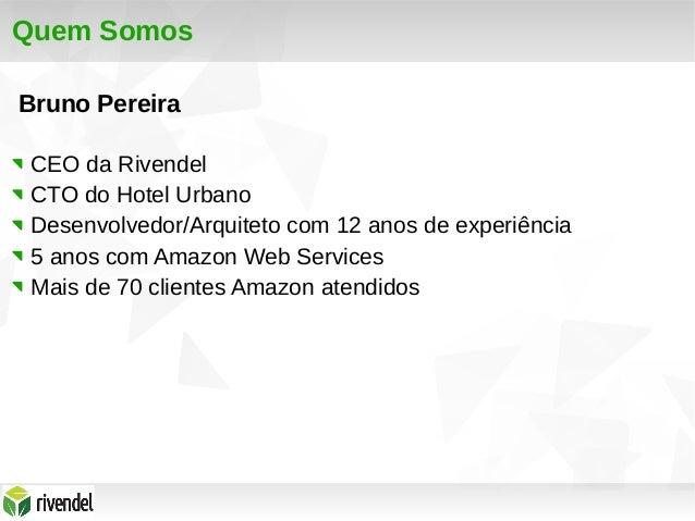 Segurança e automação na Amazon: Lições das trincheiras Slide 2