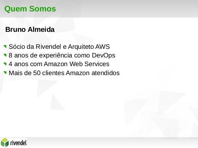 Segurança e automação na Amazon: Lições das trincheiras Slide 3