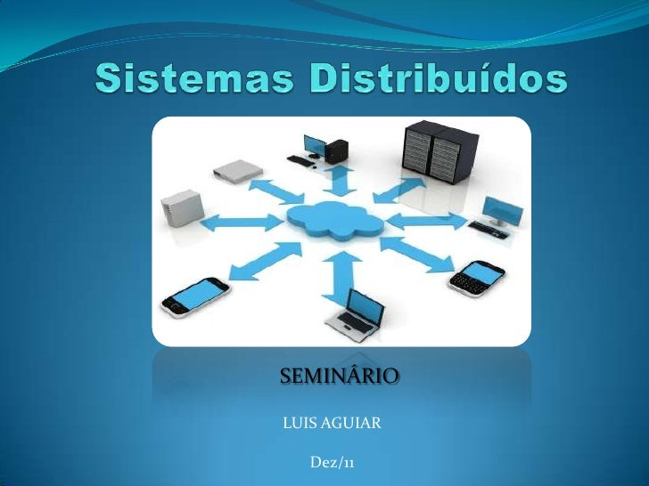 Apresentacao seminario sistema distribuido rac   pps