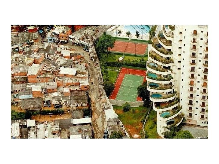 A Desigualdade Social A desigualdade social acontece quando a distribuição de renda é feita de forma diferente sendo que a...