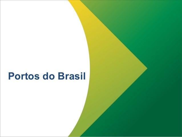 Portos do Brasil