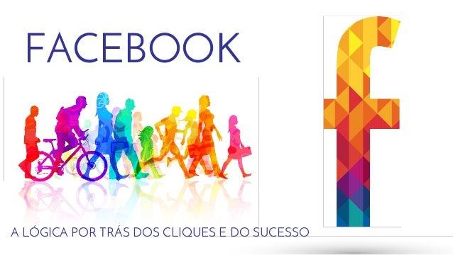 FACEBOOK  A LÓGICA POR TRÁS DOS CLIQUES E DO SUCESSO