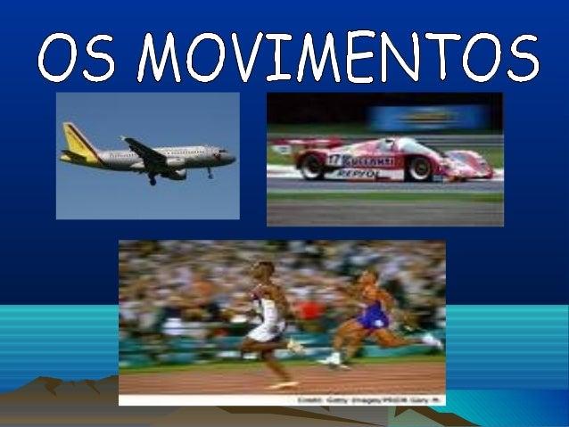 MOVIMENTO RETILÍNEO UNIFORME Movimento de um móvel com velocidade constante (deslocamentos iguais em tempos iguais) e desc...