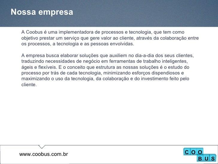 Apresentação da solução Sistema de Gestão de Documentação - DMS mar/2010