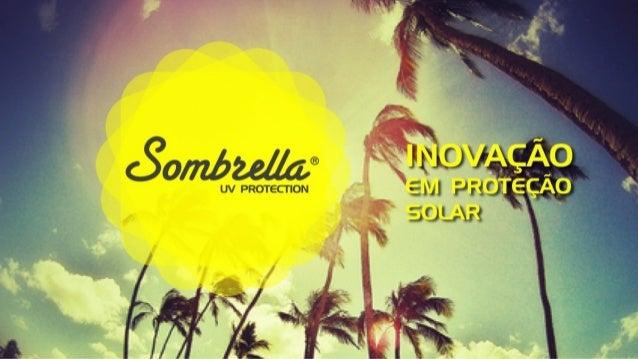 Apresentação Sombrella UV PROTECTION - Marboh ID
