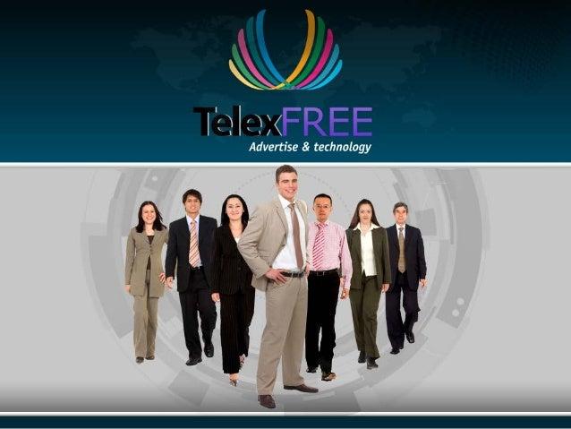 A Empresa 10 Anos de Experiência no Seguimento de Tecnologia em Telecomunicações. Fundador Presidente TELEXFREE. Sr. James...