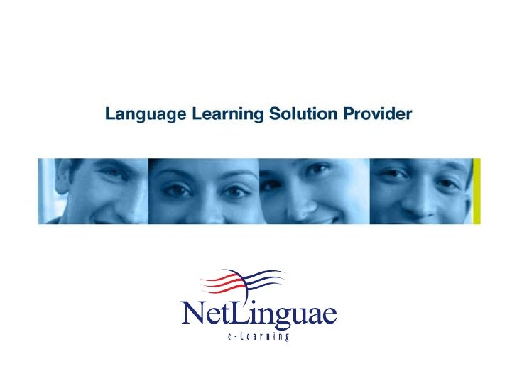 Apresentacao Tmm Netlinguae E Learning