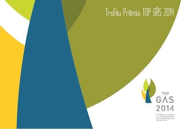 Troféu Prêmio TOP GÁS 2014