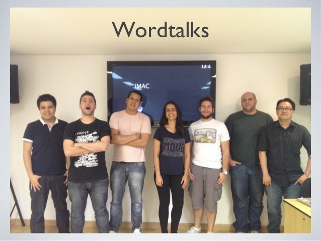 Wordtalks