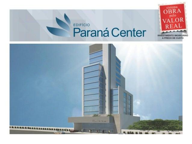 Edifício Paraná Center