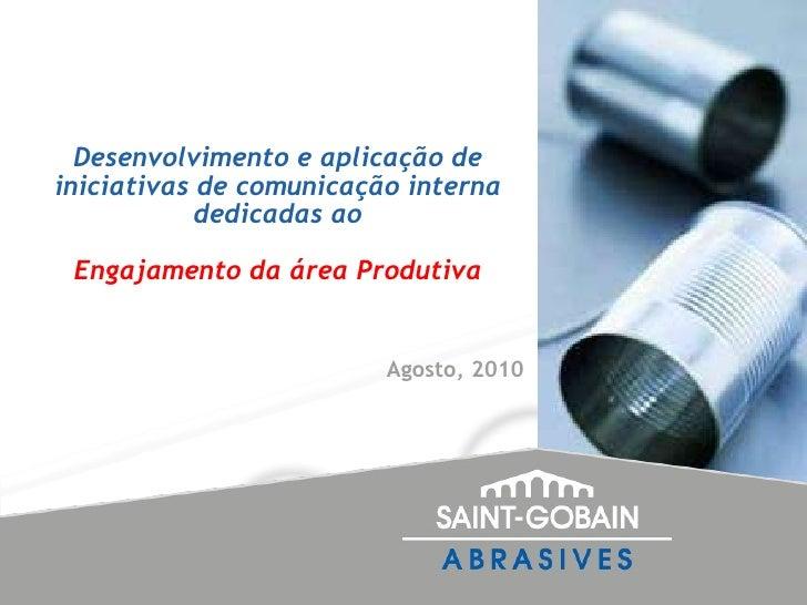 Comunicação Interna SGA 2010
