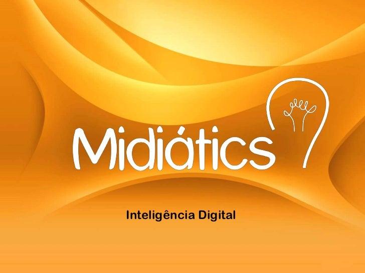 Inteligência Digital<br />
