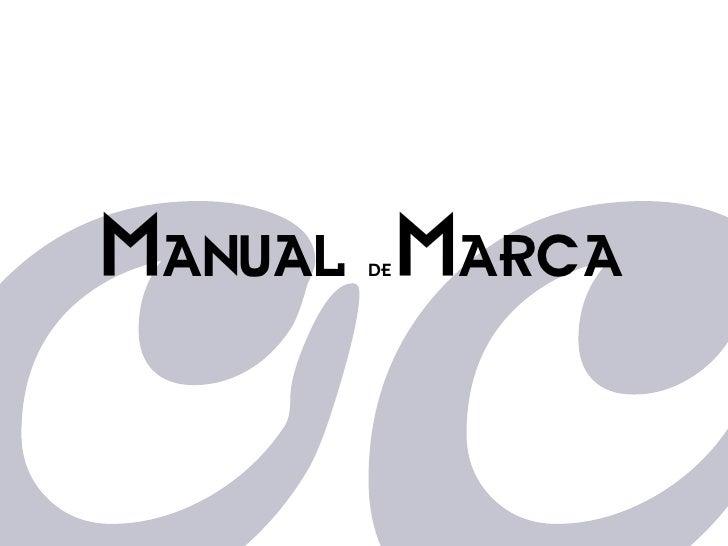 Manual Marca       de