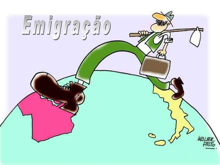 Emigração<br />