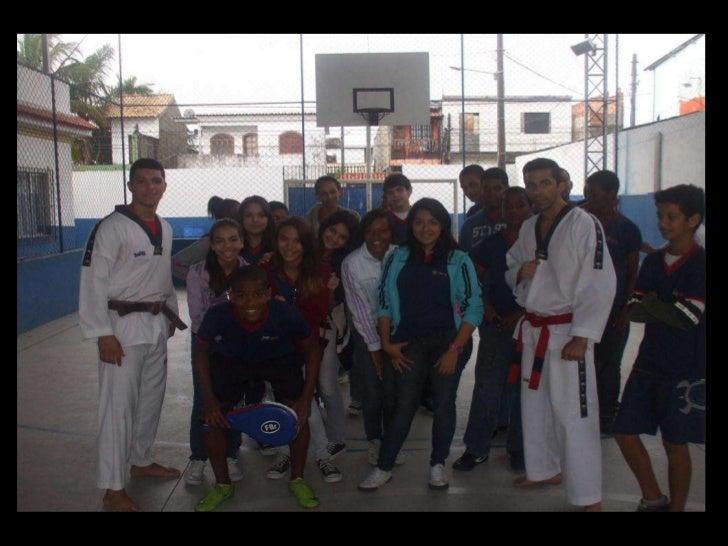 Aconteceu no Tânia Ávila - tae kwon do