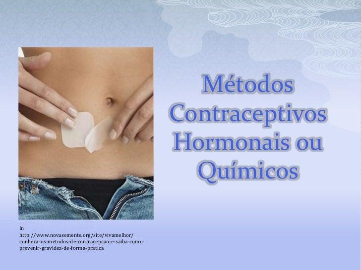 Métodos                                                   Contraceptivos                                                  ...