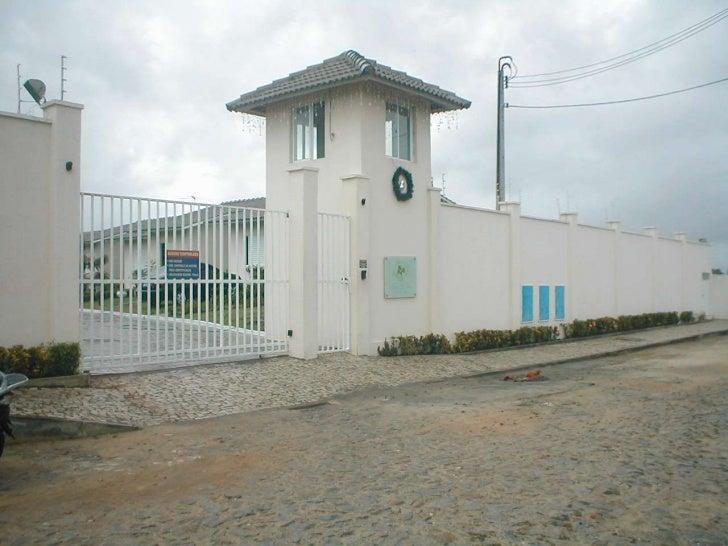 Condomínio Lírios D´ Ouro         Miriam Abreu n° 16 casa 06                  EusébioCasa em condomínio fechado no Eusébio...