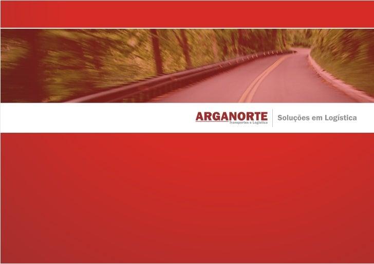 Apresentação Arganorte