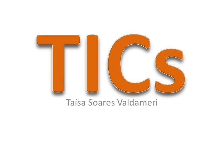 Taísa Soares Valdameri
