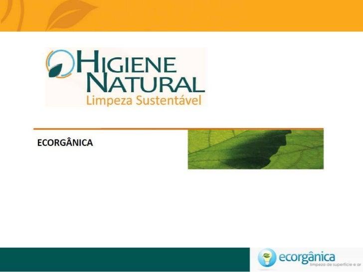 A Ecorganica trabalha com distribuição de produtos com tecnologia orgânica    (base TERPENO) para  limpeza de superfície e...