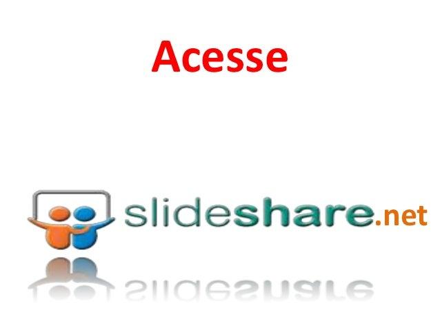 Acesse         .net