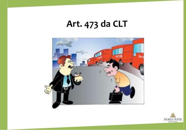 Art. 473 da CLT