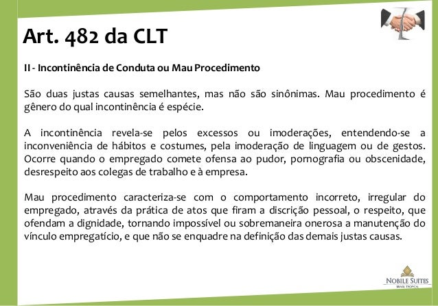 Artigo 473 da clt