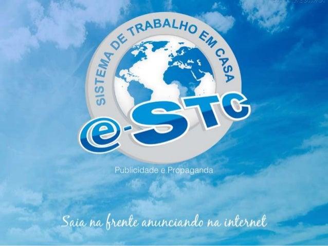 Apresentação E-STC Publicidade