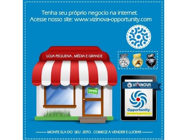 Vizinova - www.vizinova-opportunity.com