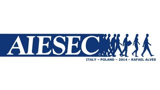 ITALY – POLAND – 2014 – RAFAEL ALVES
