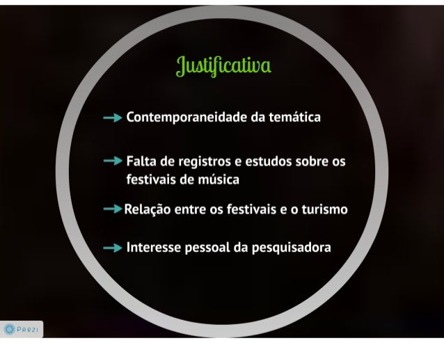 guzstgfwauua  -I - Contemporaneidade da temática  = -: › Falta de registros e estudos sobre os festivais de música  -I -Re...