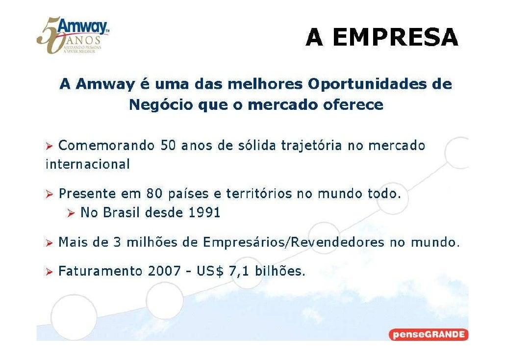 Amway essay 6