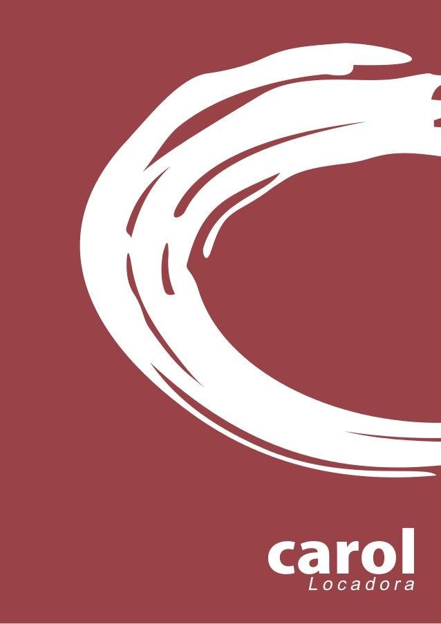 Empresa A CAROL LOCADORA atua há 17 anos no mercado capixaba e é especializada em prover soluções de fretamento eventual, ...