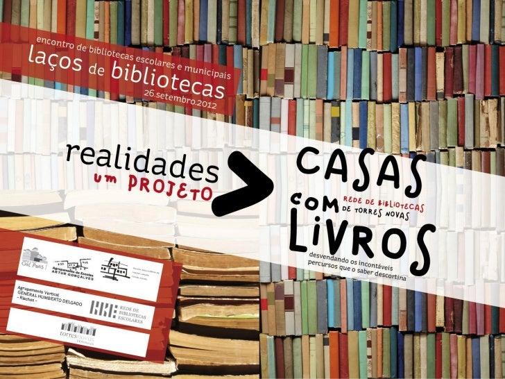 Laços de Bibliotecas, setembro 2012