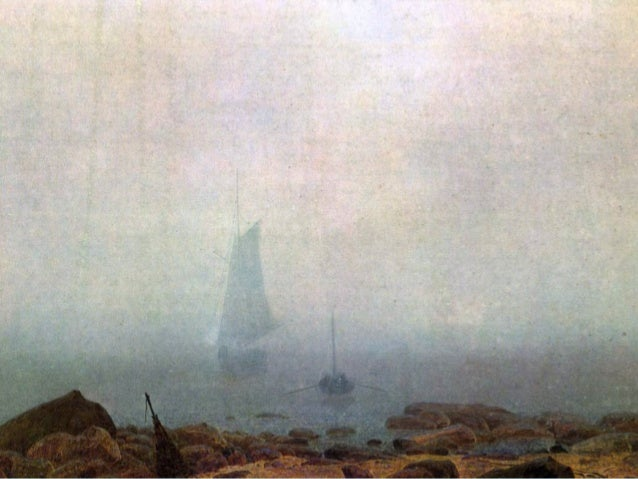 Storytelling with Casper David Friedrich - the famous German Romantic painter