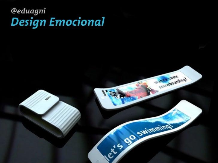 @eduagniDesign Emocional