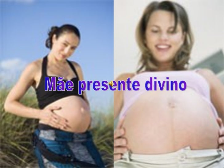Mãe presente divino
