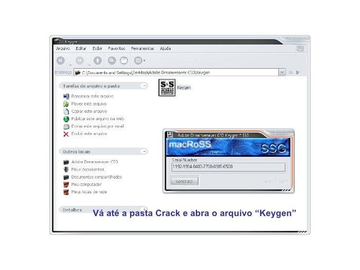 Como Baixar e Instalar o Adobe Dreamweaver CS3