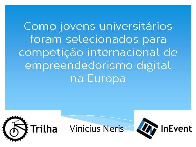 Vinicius Neris
