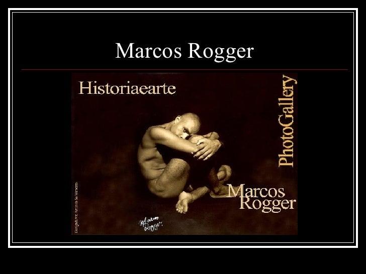 Marcos Rogger