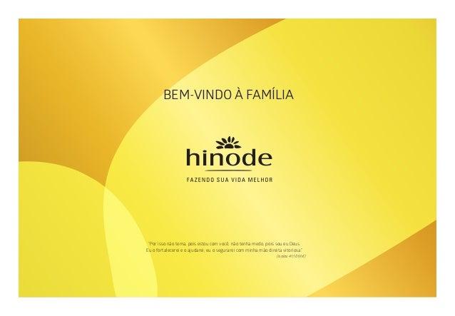 Apresentação Hinode 2016