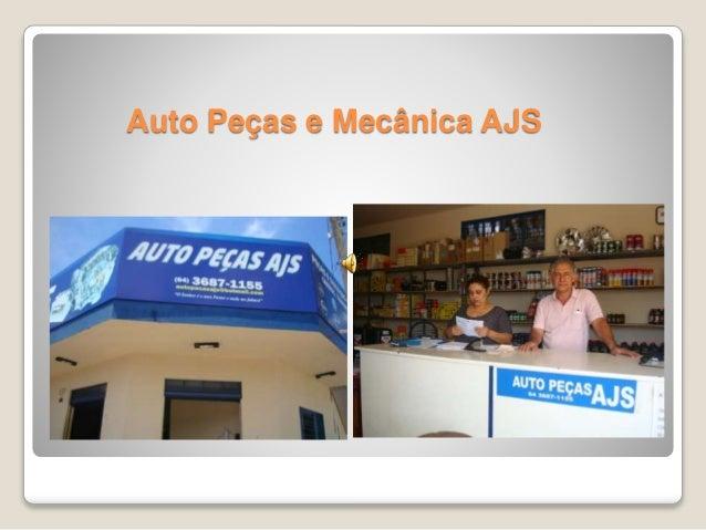 Auto Peças e Mecânica AJS