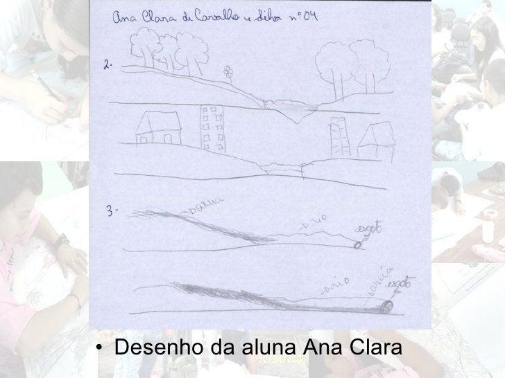 <ul><li>Desenho da aluna Ana Clara </li></ul>