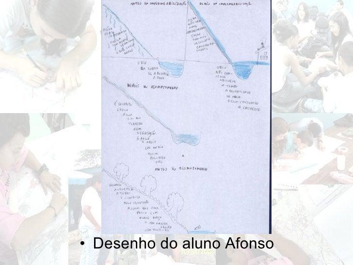<ul><li>Desenho do aluno Afonso </li></ul>