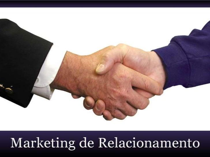  Conceito      Ações para melhorar a comunicação entre o                 cliente e a empresa.  Geralmente usado para fid...