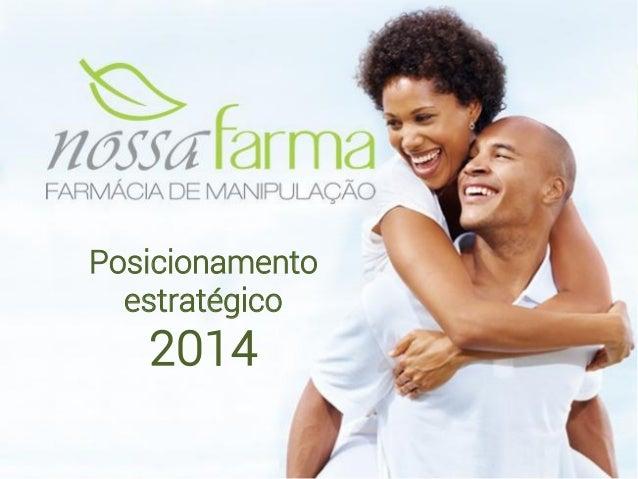 Posicionamento estratégico 2014