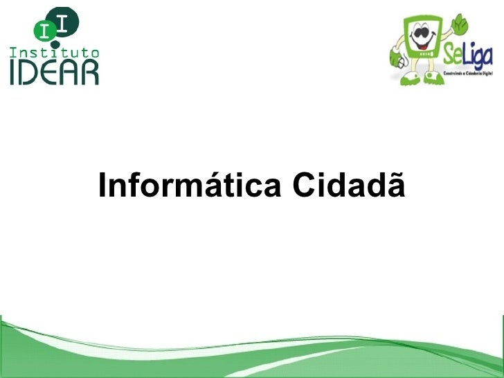 Informática Cidadã
